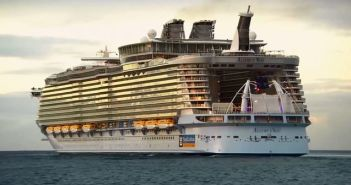 Allure of the Seas features