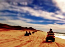 Activities to Do In Cabo San Lucas: Quad tour