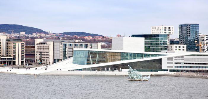 Oslo, the capital