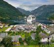 Cruising in Norway