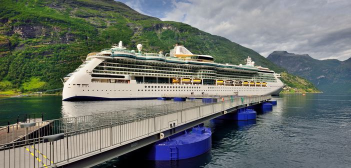 Cruising in Norway: Sailing the Geiranger Fjords