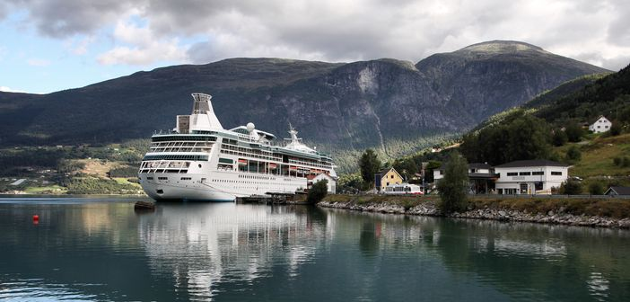 Port of Olden