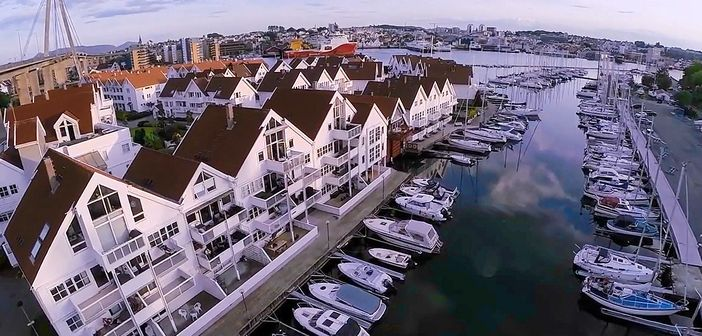 Cruising in Norway: Stavanger, an attractive port of call
