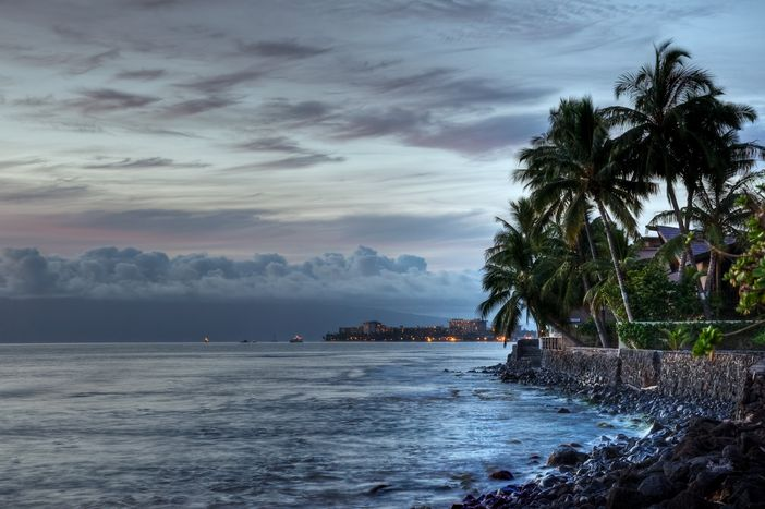 Relax And Appraise The Beautiful Hawaii Scenery Cruise