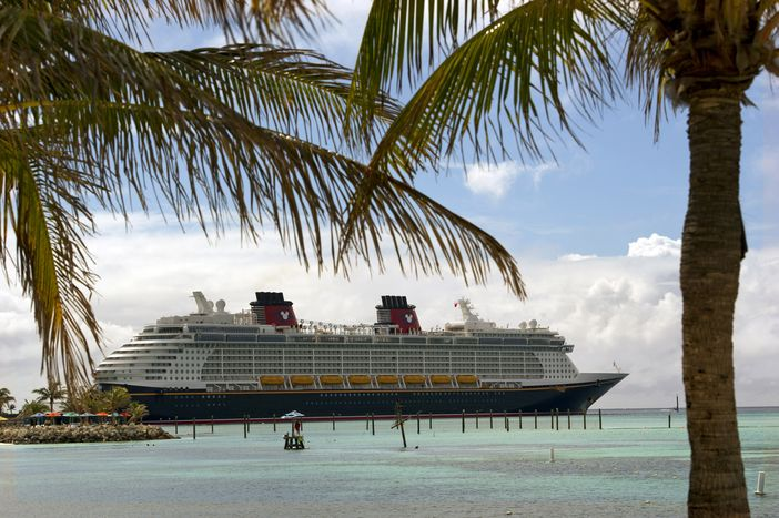 Disney Fantasy in the Bahamas