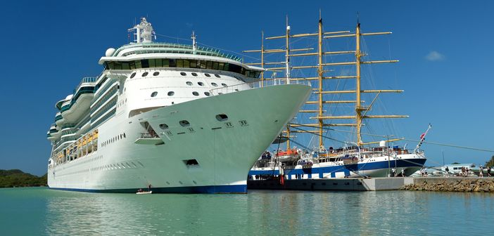 Caribbean luxury cruises on the Jewel of the Seas
