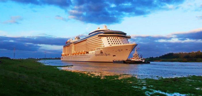 Quantum of the Seas Itineraries