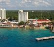 Visiting Cozumel on a cruise ship
