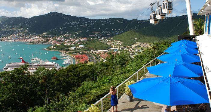 Caribbean weekend getaways on a cruise