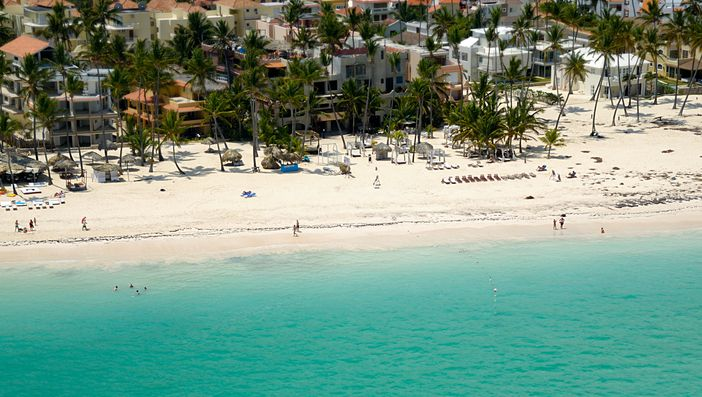 Dominican Republic, as one of the best Caribbean islands for honeymoon