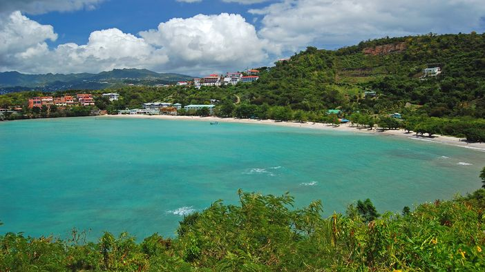 Grenada, best Caribbean islands for honeymoon