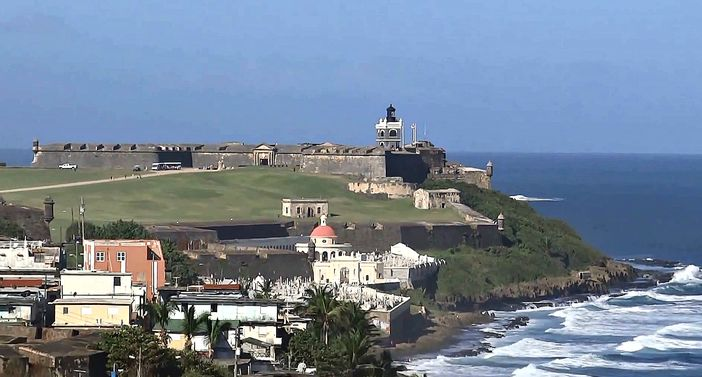 San Cristobal Fort, as one of the top 10 things to do in San Juan, Puerto Rico