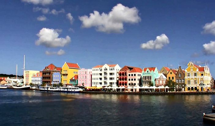 Curacao, as one of the best Caribbean islands for honeymoon