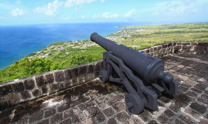 Visiting Brimstone Hill Fortress, one of the best things to do in Basseterre