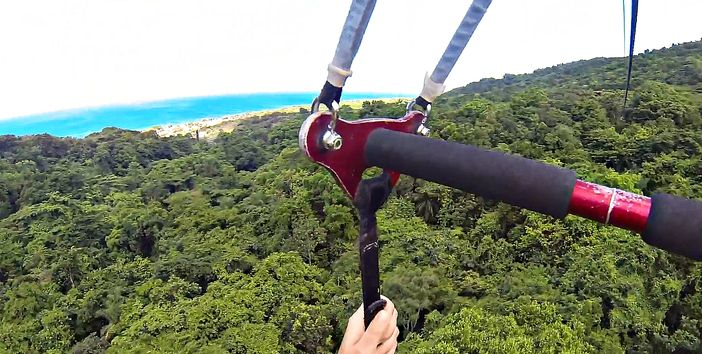 Zipline Canopy tour is one of the fun things to do in Basseterre, St. Kitts