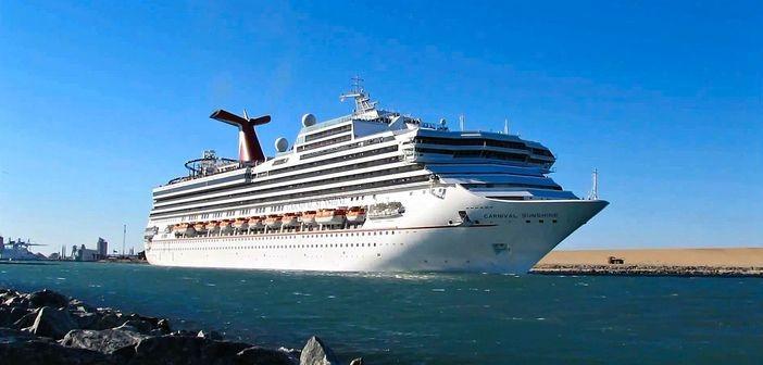 Carnival Sunshine cruise dates