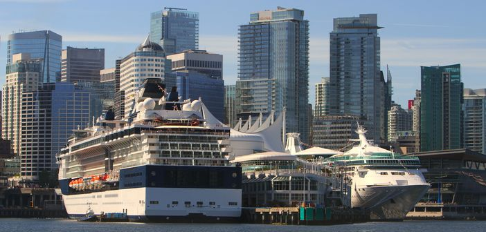 Round-trip Vancouver, Luxury Cruise Exploring Alaska ...