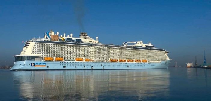 Royal Caribbean International S Newest Cruise Ship Anthem Of The Seas Offers An Unparalleled