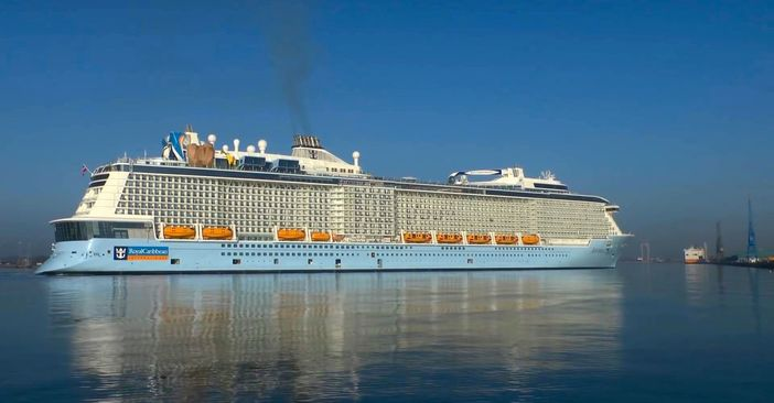 Royal Caribbean Internationals Newest Cruise Ship Anthem Of The - Anthem of the seas itinerary
