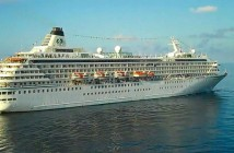 Serenity meets Symphony on Crystal world cruise 2018