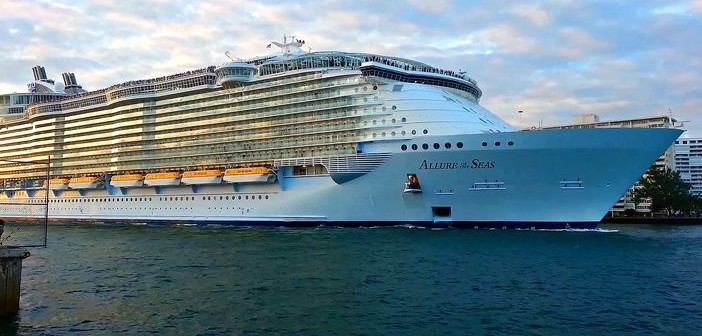 Allure of the Seas refurbishment