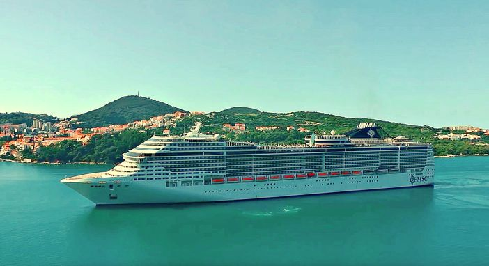 MSC Divinas New Itinerary Takes The Ship Back On The High Seas - Msc divina cruise ship