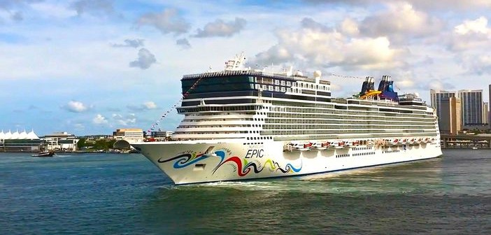 Set Sail On The Norwegian Epic From Barcelona For Mediterranean Cruise