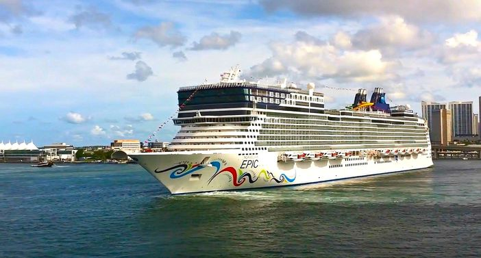 Set Sail On The Norwegian Epic From Barcelona For A Western - Mediterranean cruise 2015