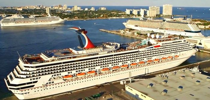 Fort Lauderdale cruise ship port