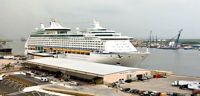 Galveston Cruise Ship Port