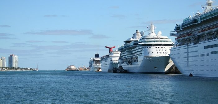 Miami cruise ship port