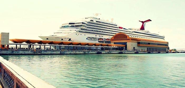 San Juan cruise ship port