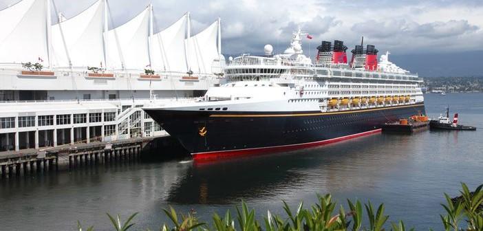 Vancouver cruise ship port