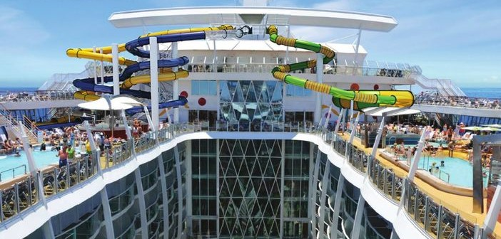 Cruise Highlights Of Harmony Of The Seas Will Include Such Features As Voom The Bionic Bar And