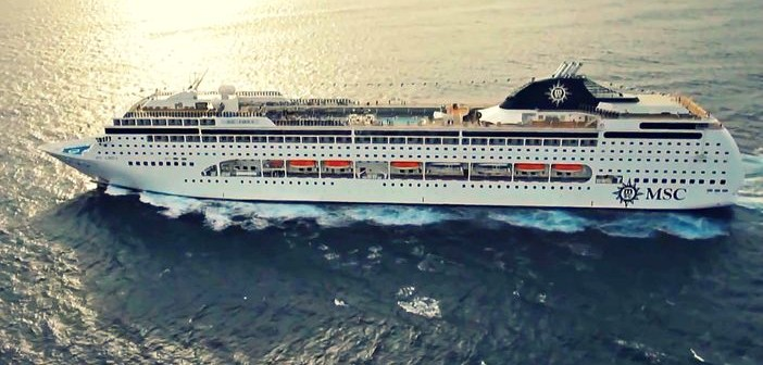 Msc Lirica Itinerary Includes First Voyage To Sanghai China