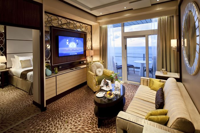 Signature suite on Celebrity Reflection