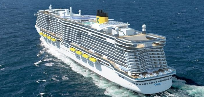 New Costa cruise ships on order