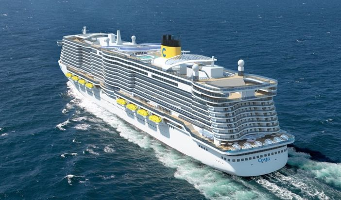 2 New Advanced Costa Cruise Ships On Order Cutting Edge Technology On The Horizon Cruise Panorama