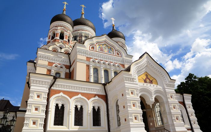 Alexander Nevsky Cathedral is one of the top things to do in Tallinn