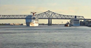 Carnival Cruise Line out of New Orleans