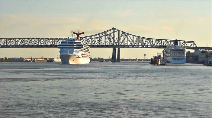 Carnival Cruise Line Out Of New Orleans Anticipates 3 Millionth Cruise Passenger In 2016
