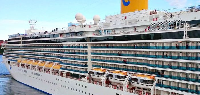 Cruise Ship Inspection Report