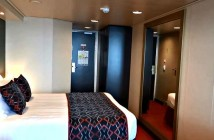 The best cabins on a cruise ship: balcony stateroom