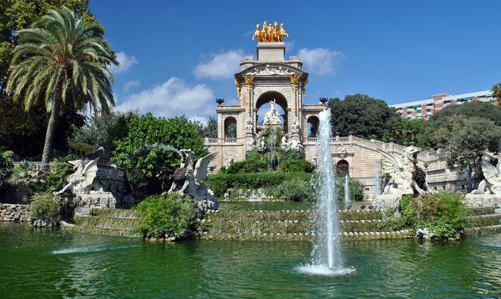 Citadel Park - Barcelona