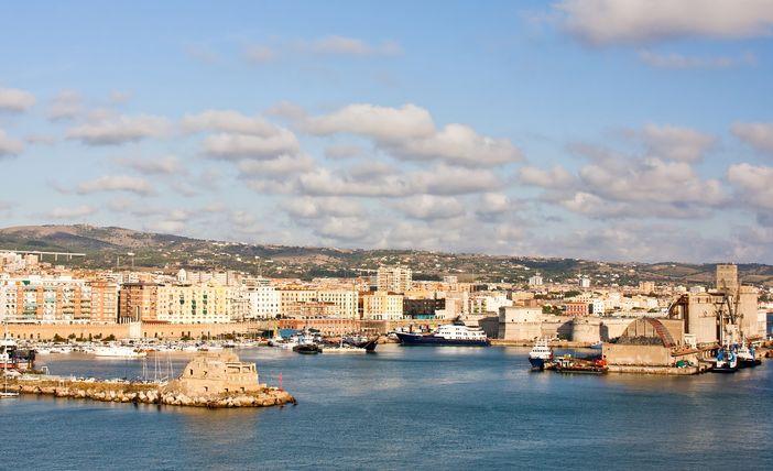 Mediterranean cruise detination: Civitavecchia, Italy