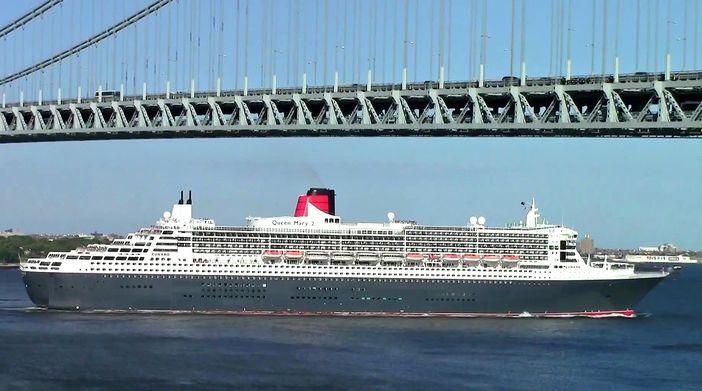 Queen Mary 2 NY