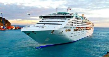 Sea Princess refurbishment