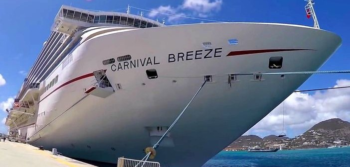 Prices for Carnival Breeze cruises