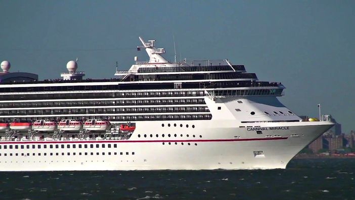 Introduction Of Carnival Miracle And Carnival Splendor In 2016 And 2017 Marks Ships Launch Into