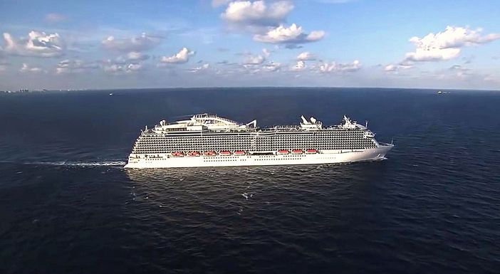 Princess Cruises To Europe Begin With The Departure Of The